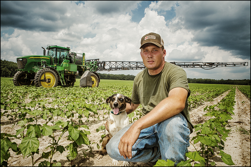 Agricultural Photography John Deere Green And The Lifestyle Brandon Smith Lives Keith